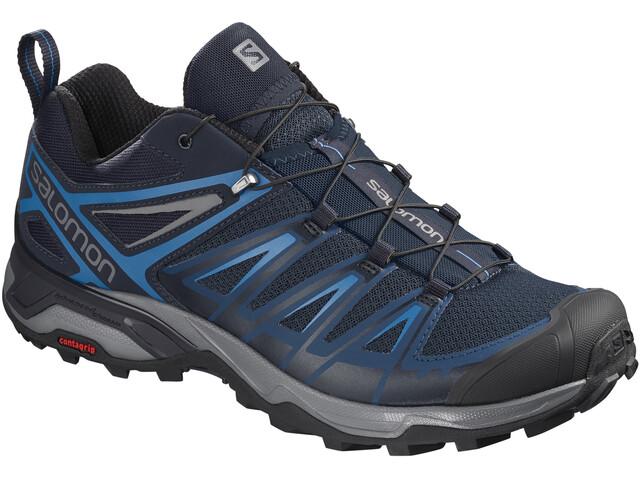 Salomon X Ultra 3 Shoes Men Poseidon/Indigo Bunting/Quiet Shade